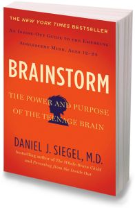 Brainstorm: The Power And Purpose Of The Teenage Brain Book Cover