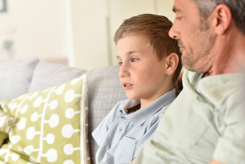 What Teens Want More of From Their Parents