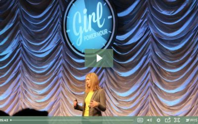 "How To Help Your Kids Manage Anxiety – A Talk From ""Girl Power Hour 2017"""